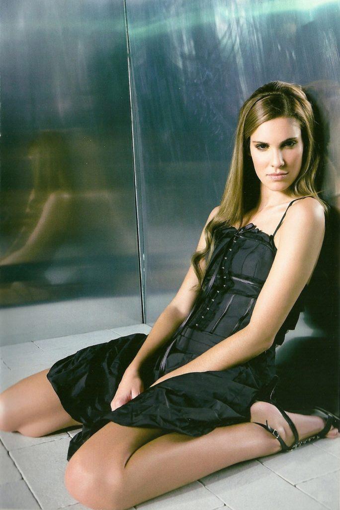 Daniela Ruah Legs Pics