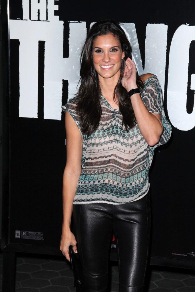 Daniela Ruah Yoga Pants Images