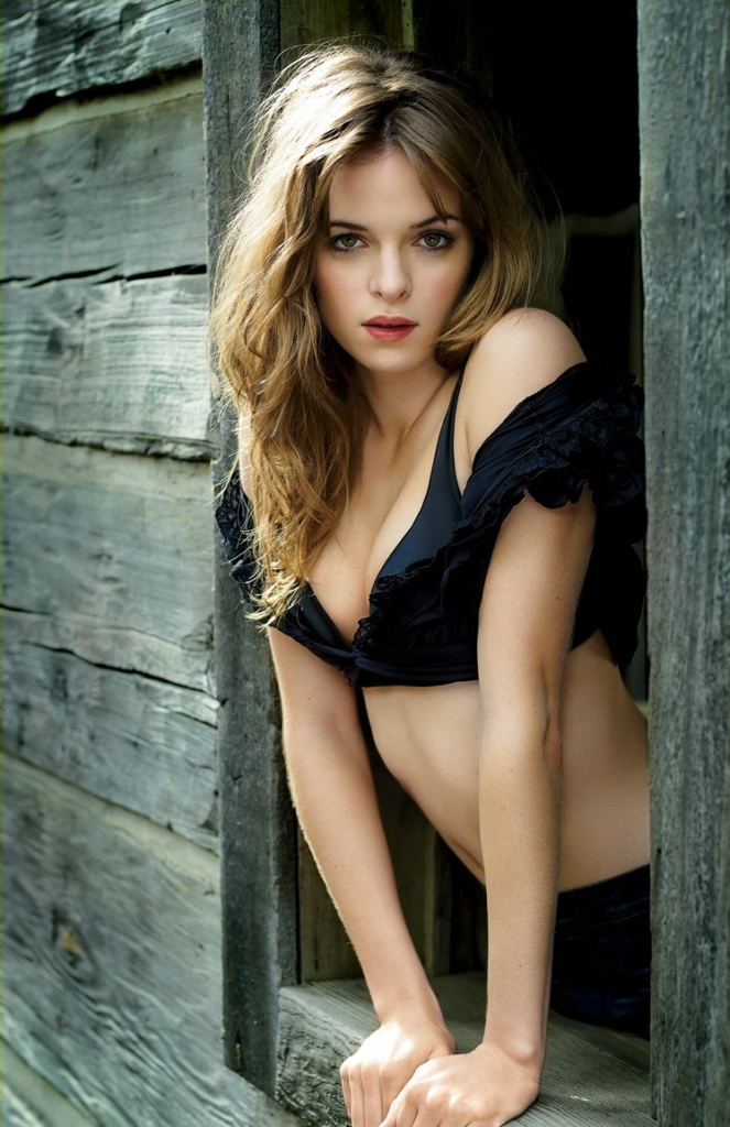 Danielle Panabaker Topless Photos
