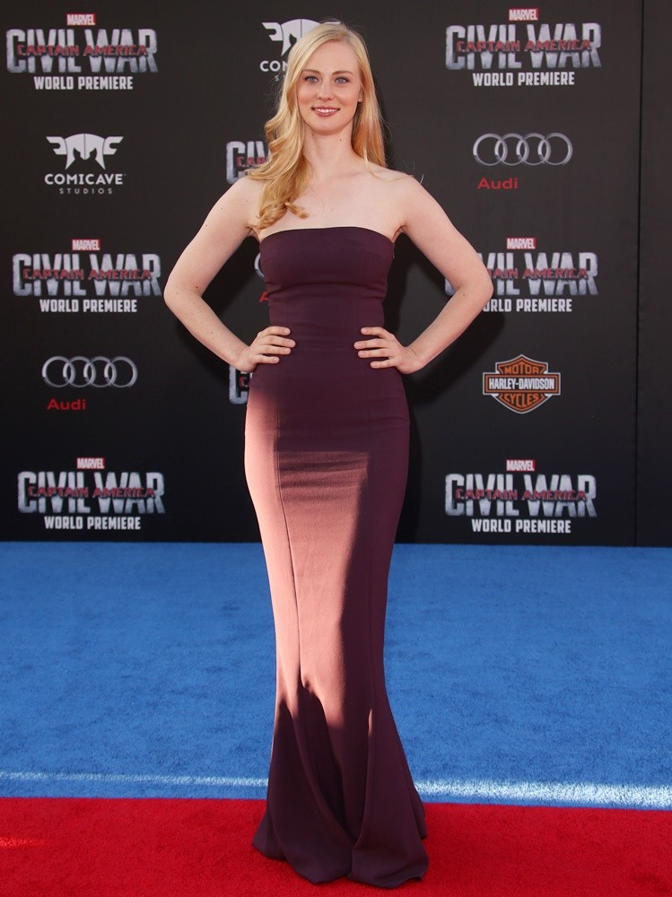 Deborah Ann Woll Red Carpet Photos