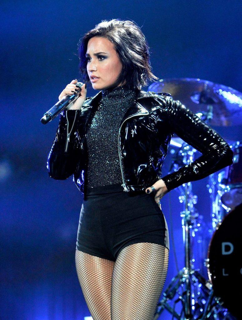 Demi Lovato Bikini Photos