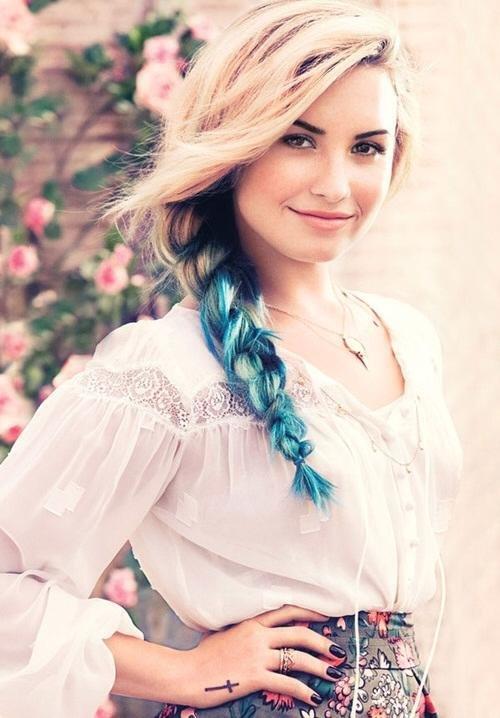 Demi Lovato Hair Style Photos