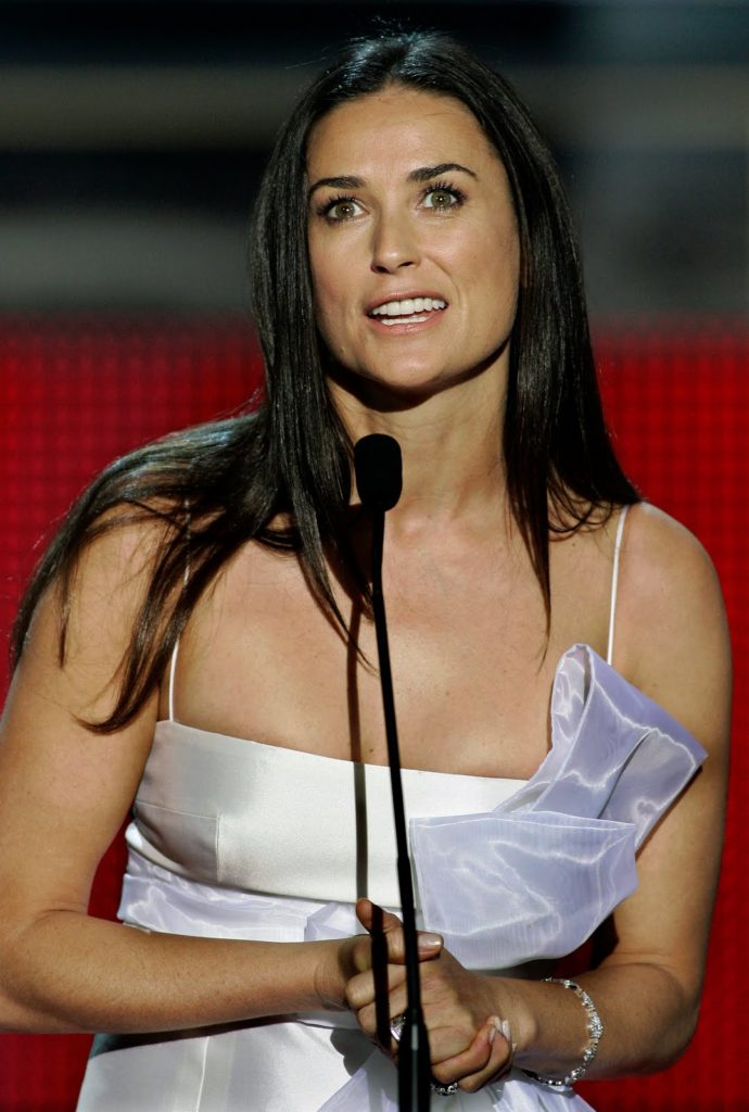 Demi Moore Bold Images