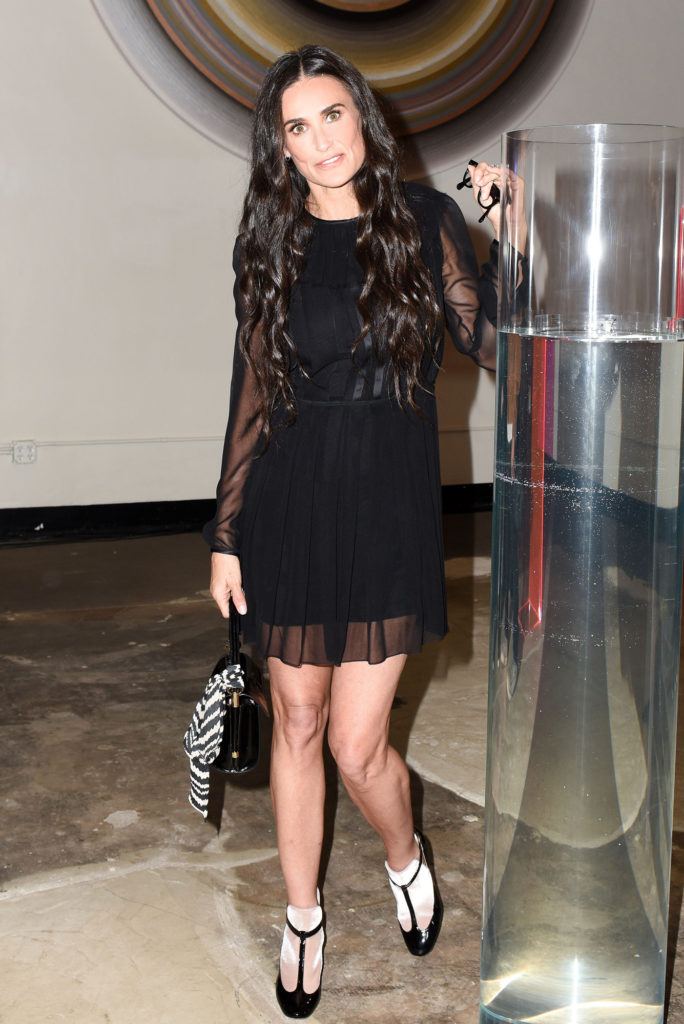 Demi Moore Undergarment Pics