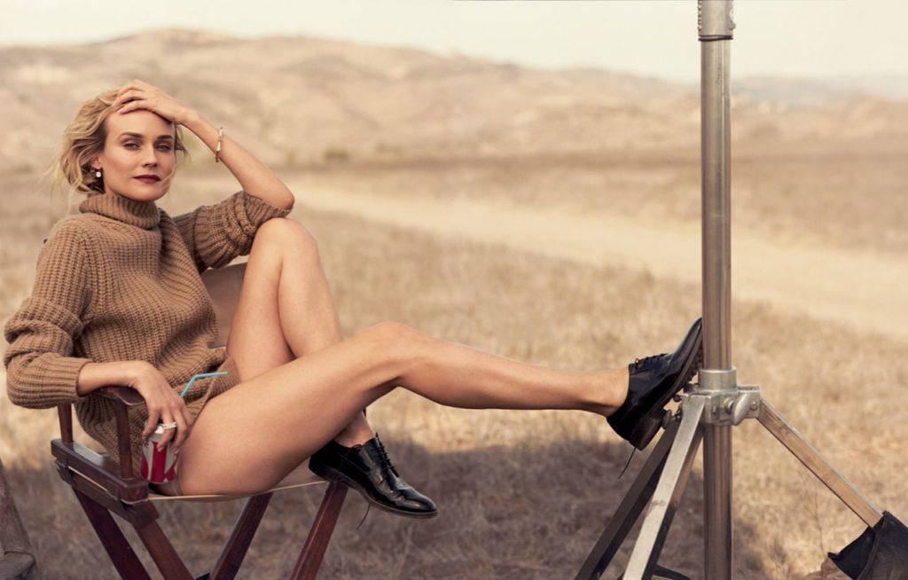Diane Kruger Butt Wallpapers