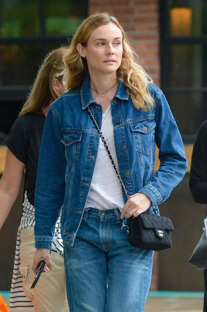 Diane Kruger Jeans Photos