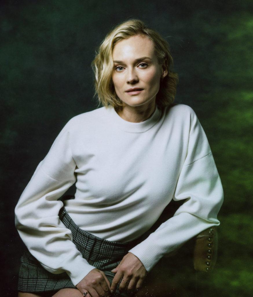 Diane Kruger Short Hair Images