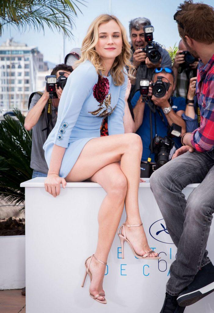 Diane Kruger Undergarments Photos