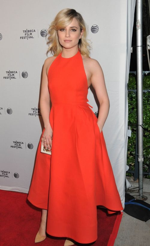 Dianna Agron Redcarpet Photos