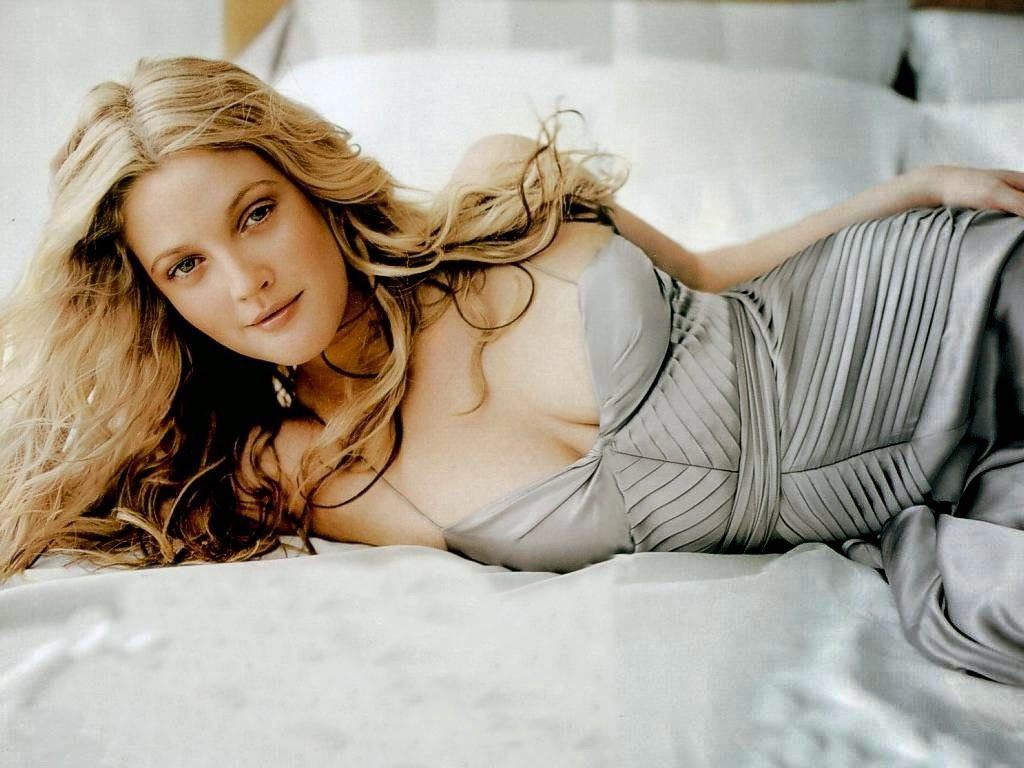 Drew Barrymore Boobs Pics