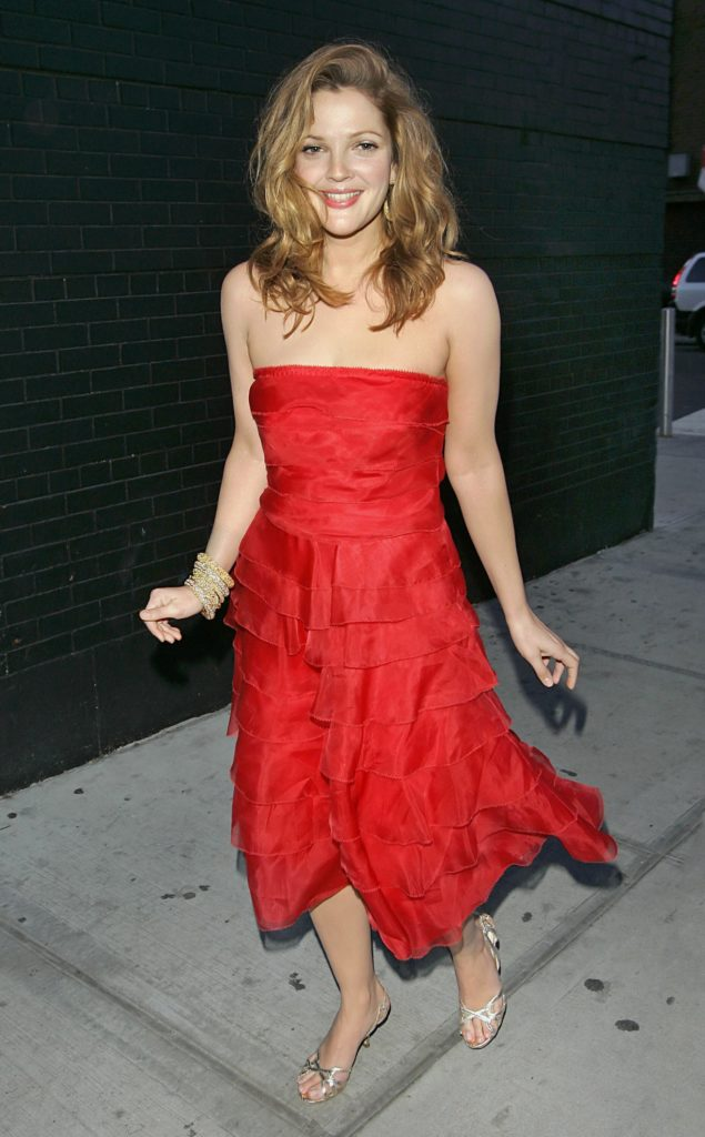 Drew Barrymore Feet Images