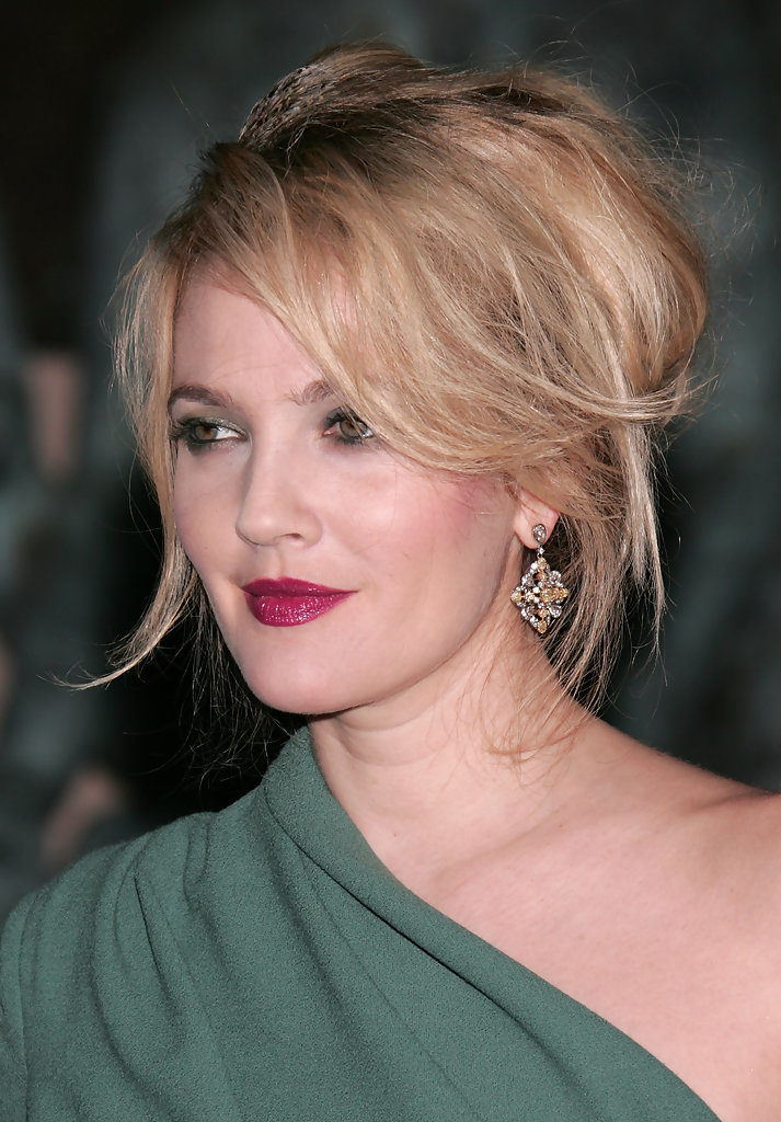 Drew Barrymore Hair Style Images
