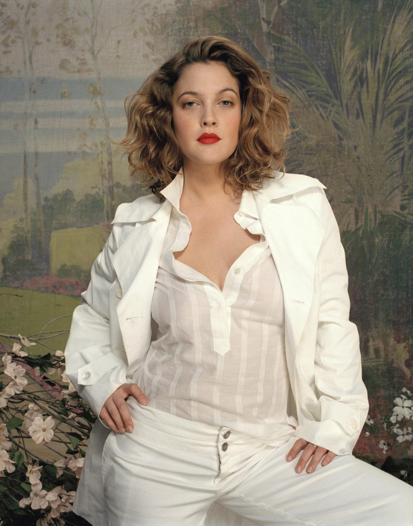 Drew Barrymore Jeans Photos