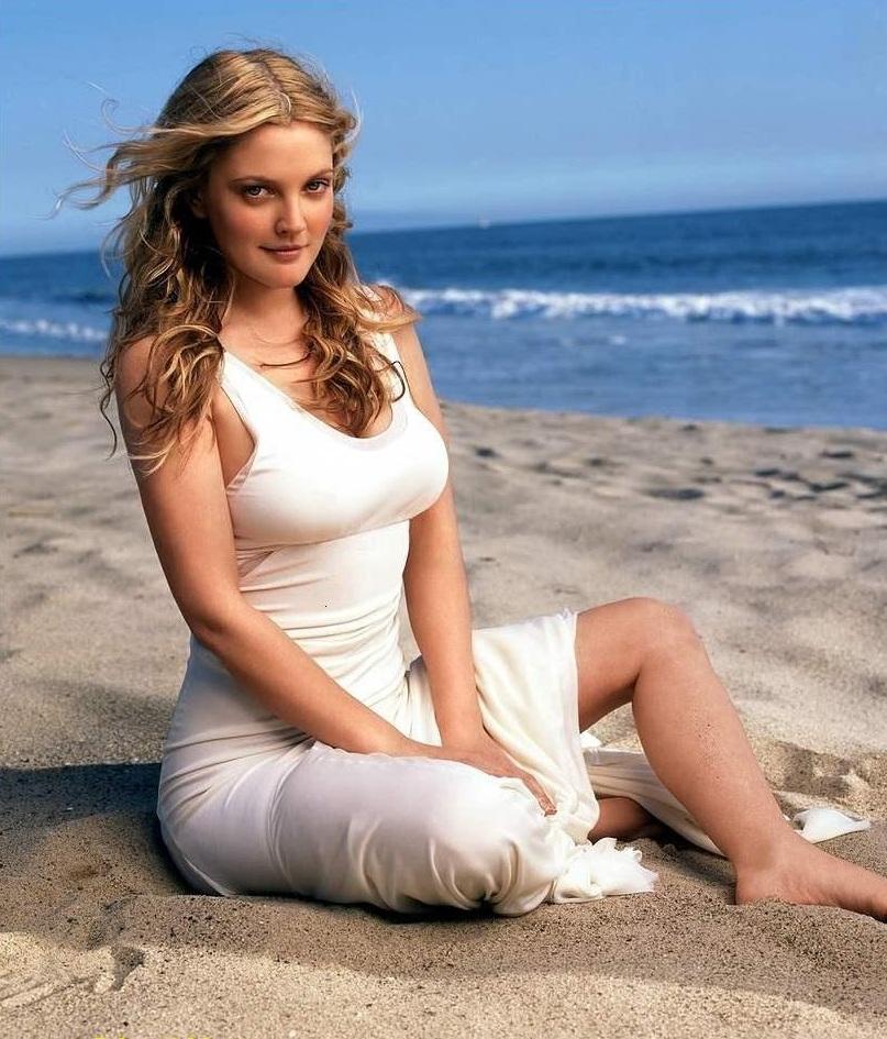 Drew Barrymore Legs Images