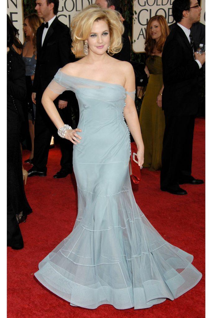 Drew Barrymore Redcarpet Pics