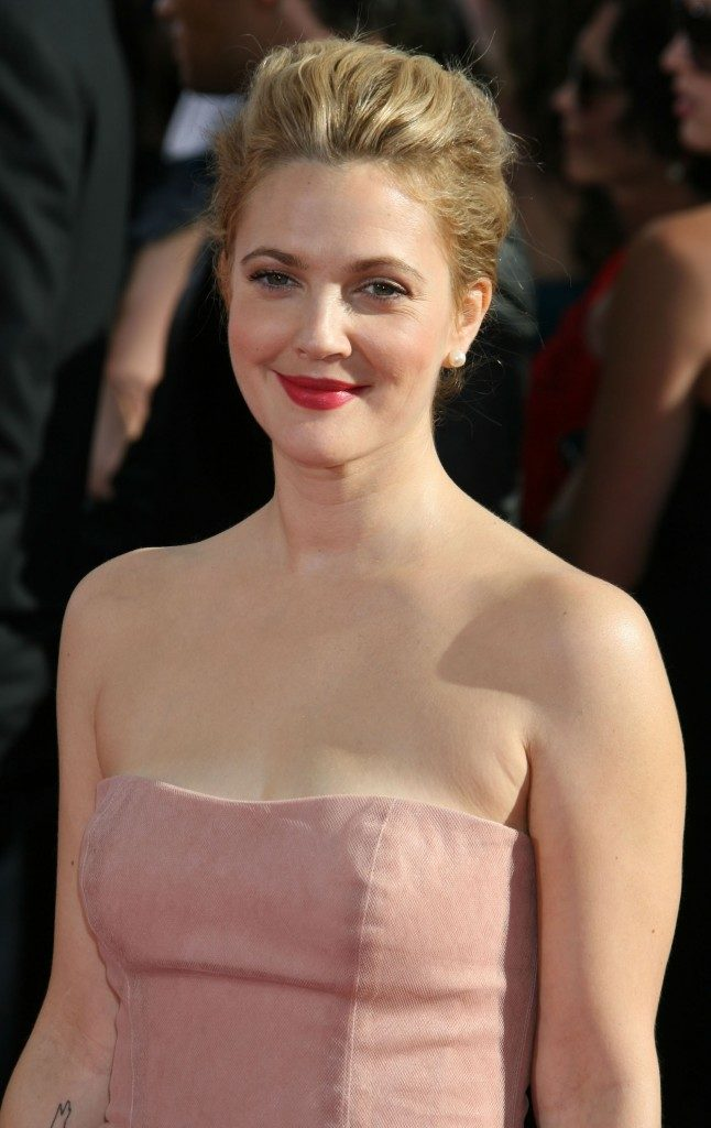 Drew Barrymore Topless Pics