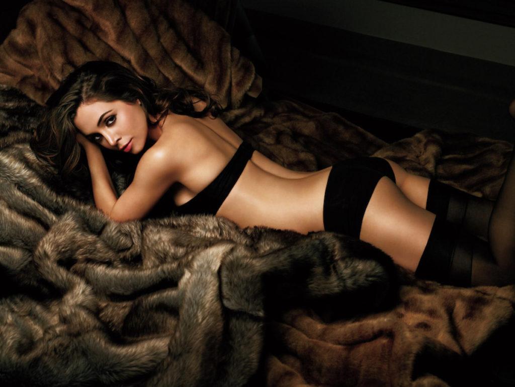 Eliza Dushku Bra Panty Images