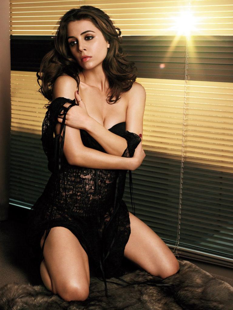 Eliza Dushku Lingerie Pics