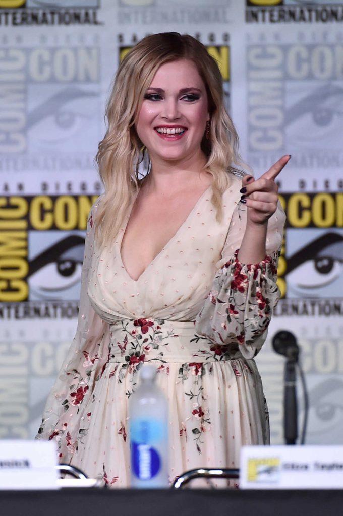 Eliza Taylor Leaked Images