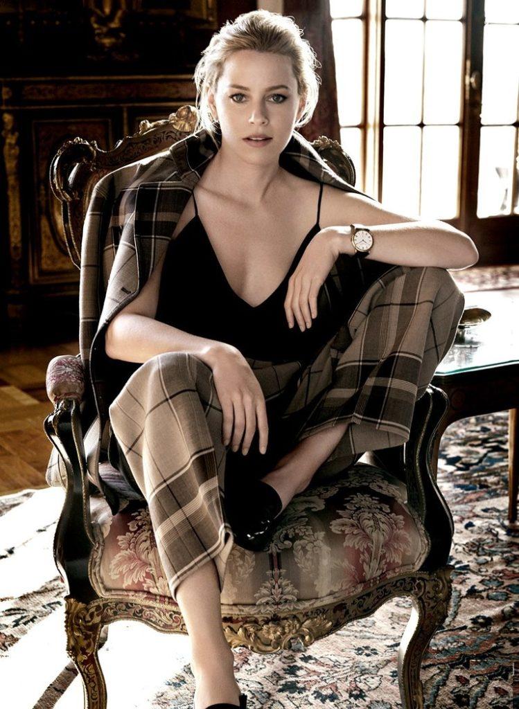 Elizabeth Banks Sexy Photoshoot