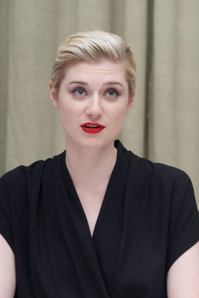 Elizabeth Debicki Makeup Images
