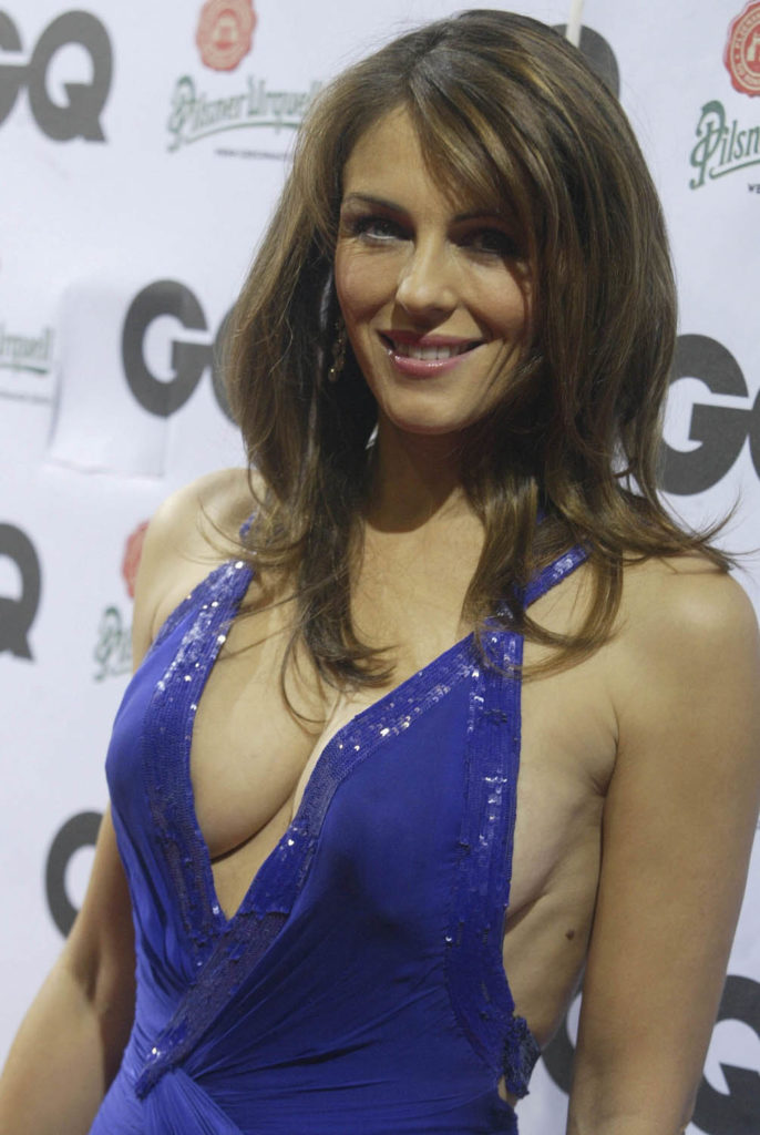 Elizabeth Hurley Boobs Pictures