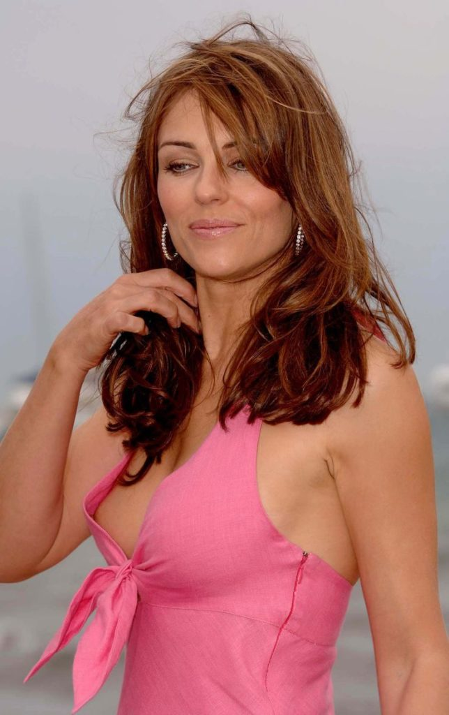 Elizabeth Hurley Without Makeup Photos