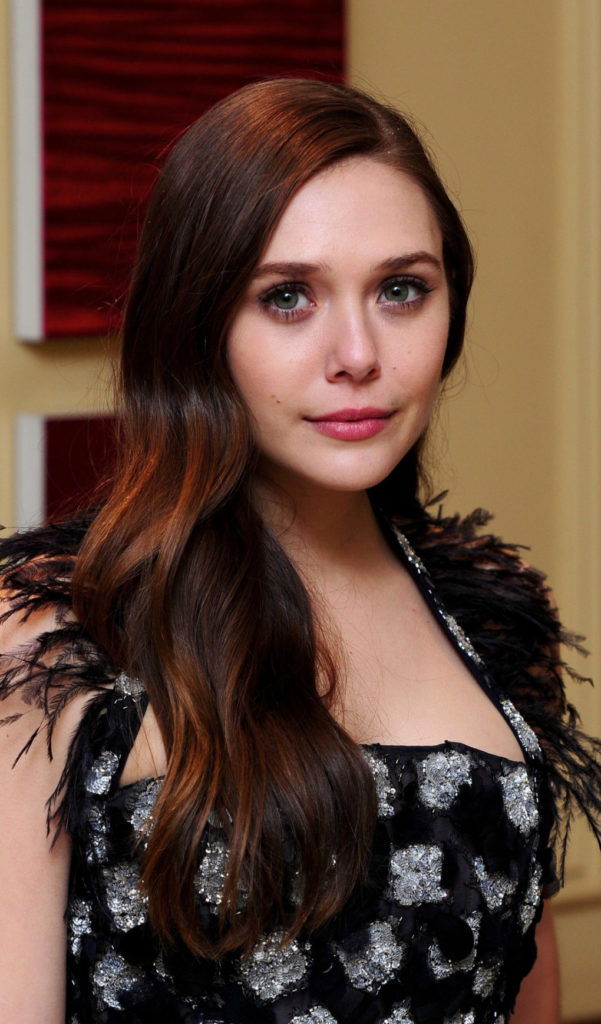 Elizabeth Olsen Cute Wallpapers