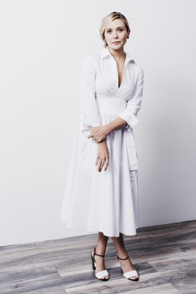 Elizabeth Olsen Feet Pics