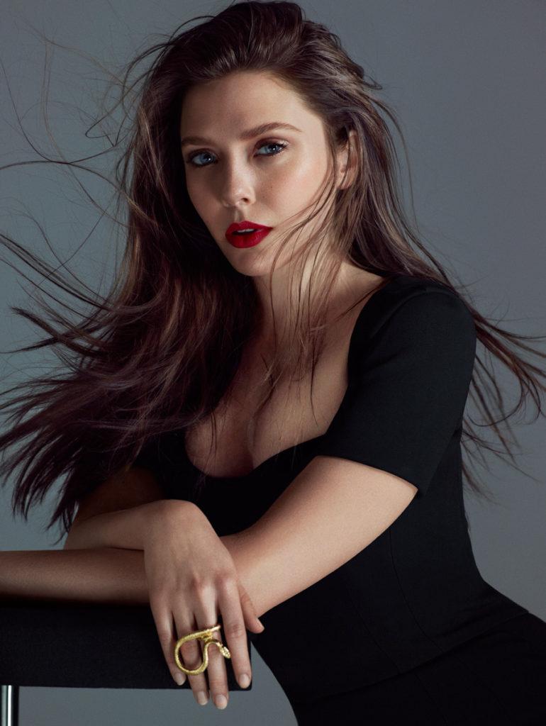 Elizabeth Olsen Sexy Images