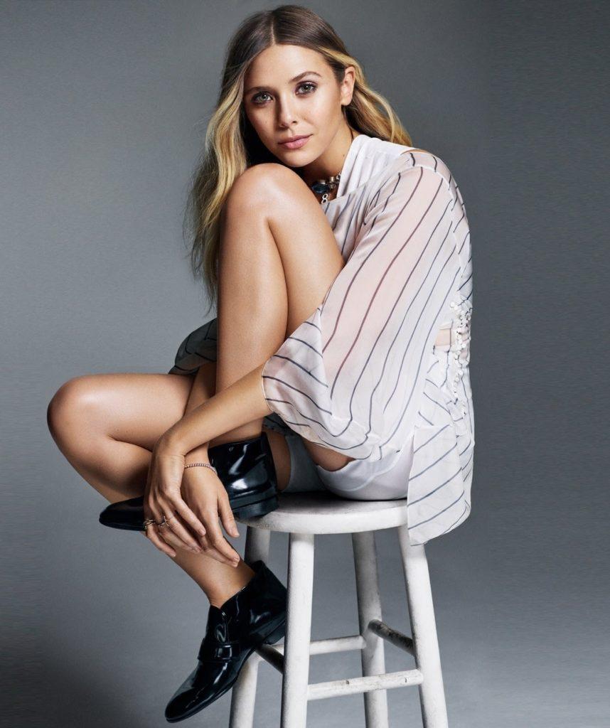 Elizabeth Olsen Undergarments Pictures