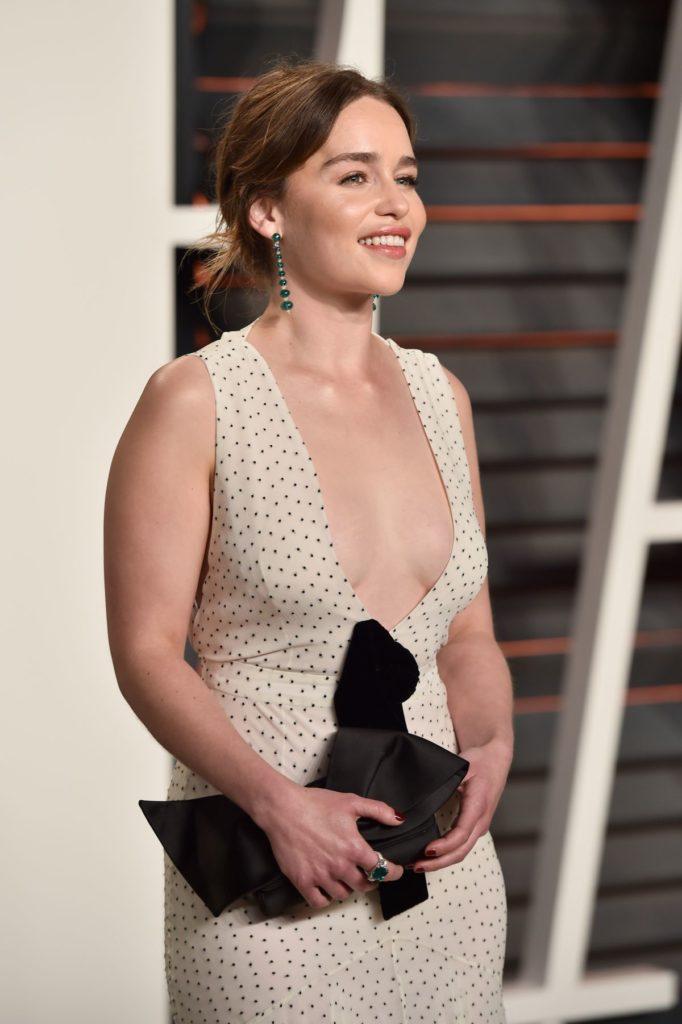 Emilia Clarke Boobs Images