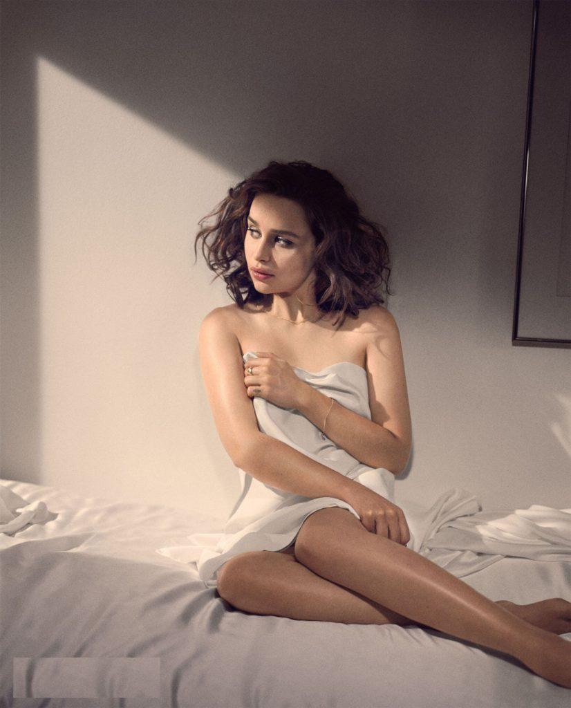 Emilia Clarke Legs Photos