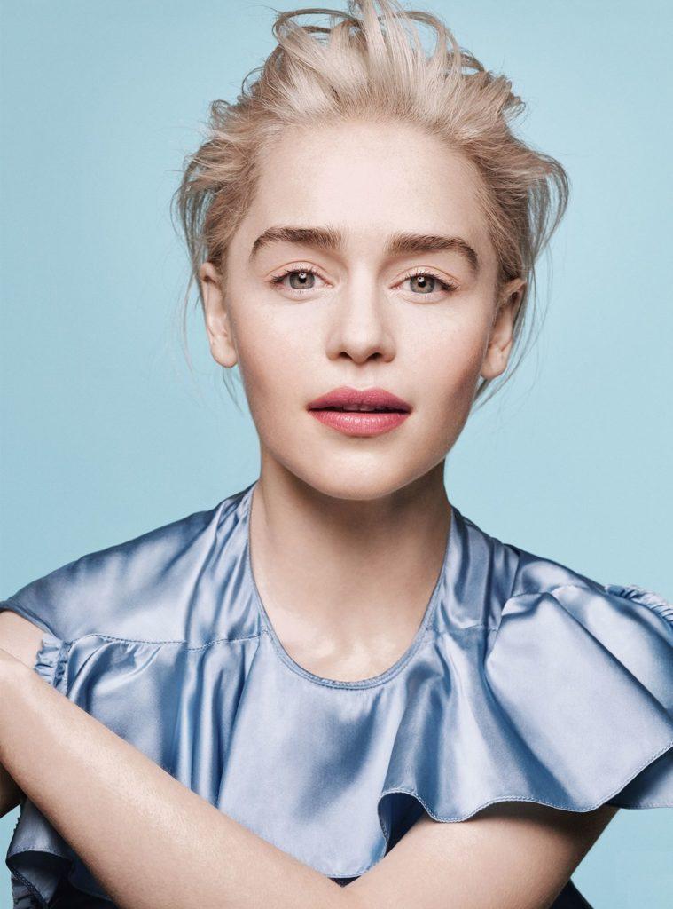 Emilia Clarke Makeup Wallpapers
