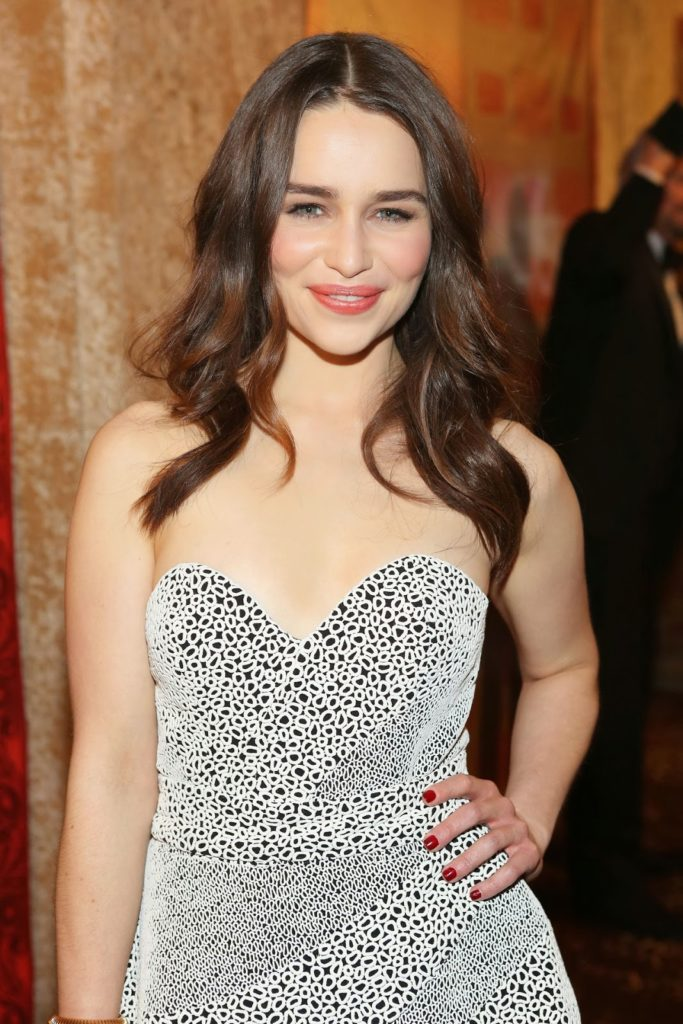 Emilia Clarke Oops Moments Wallpapers