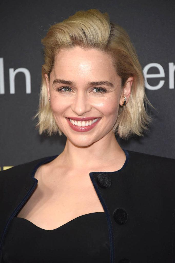 Emilia Clarke Pants Wallpapers