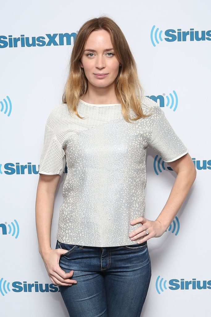 Emily Blunt Jeans Images Gallery