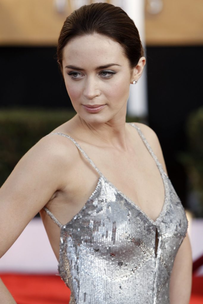 Emily Blunt Leaked Images