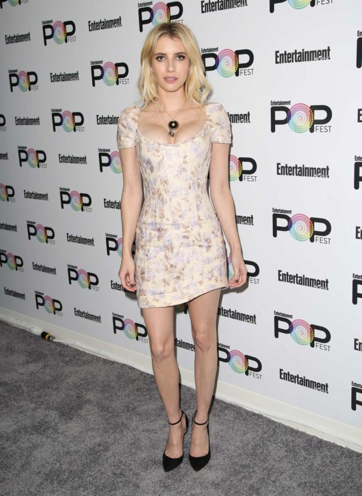 Emma Roberts Bold Images