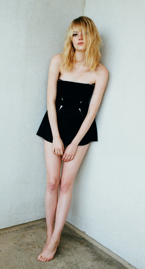 Emma Stone Bikini Wallpapers