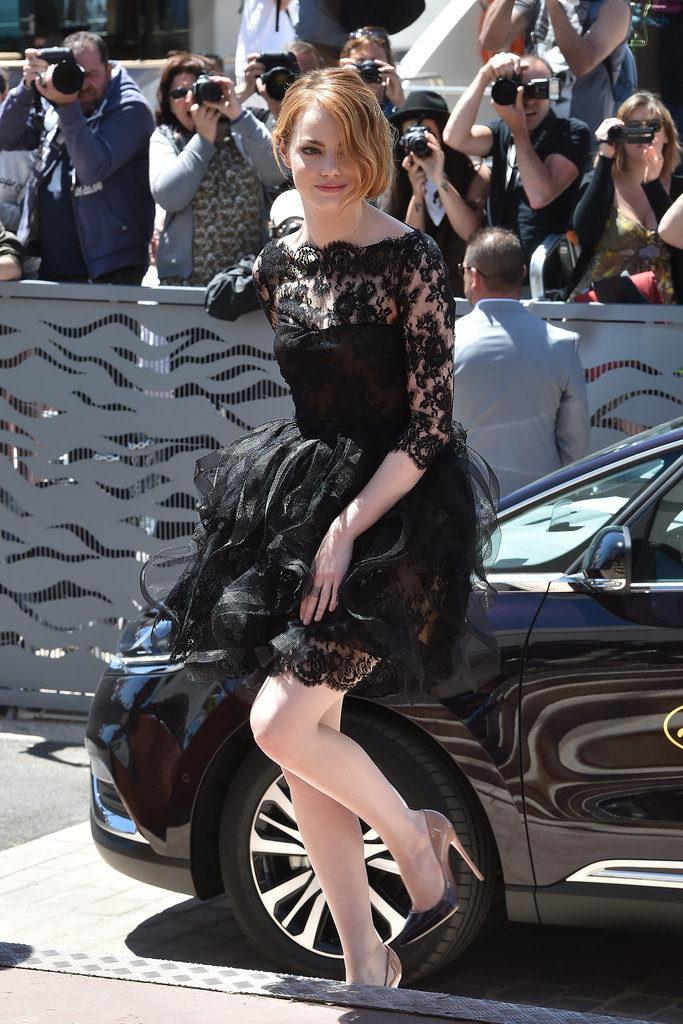 Emma Stone Legs Images