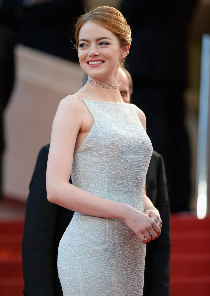 Emma Stone Muscles images