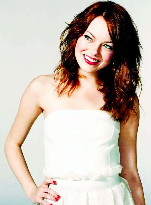 Emma Stone Smile Wallpapers