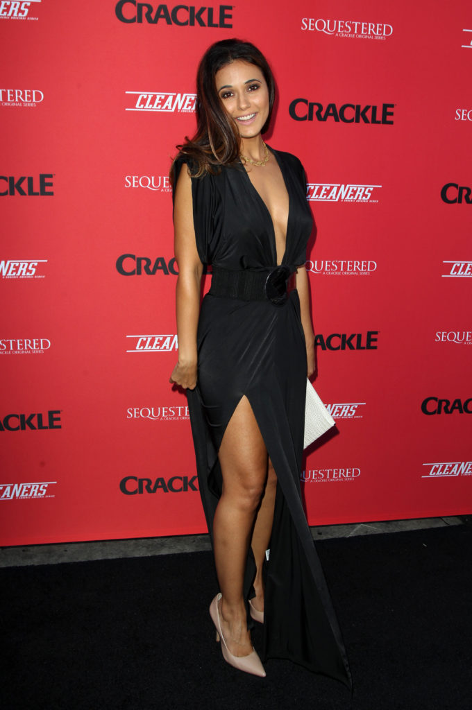 33 Hottest Pictures Of Emmanuelle Chriqui Are Show Her