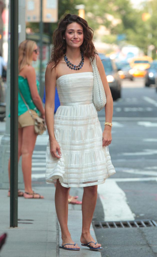 Emmy Rossum Feet Pictures