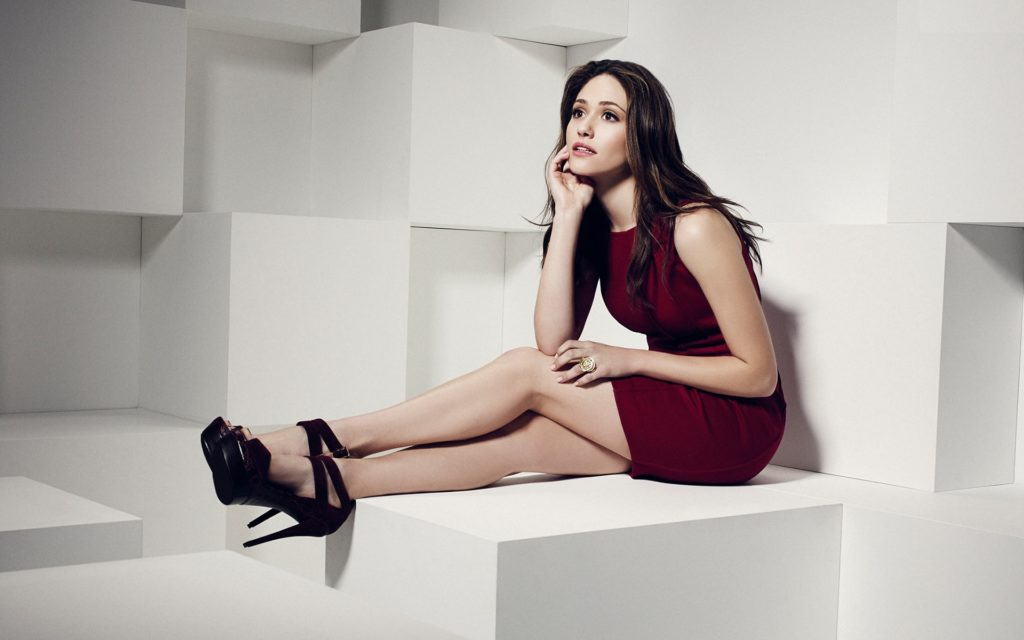 Emmy Rossum Legs Images