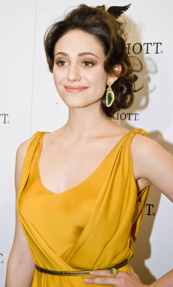 Emmy Rossum Topless images