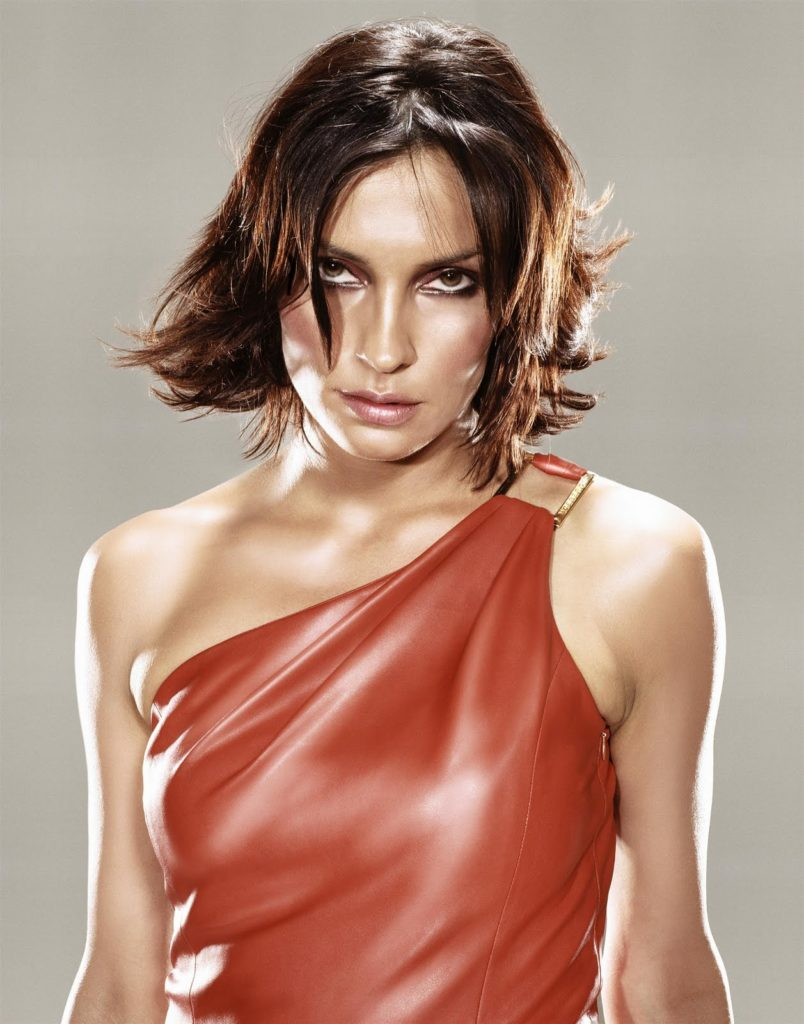 Famke Janssen Short Hair Images