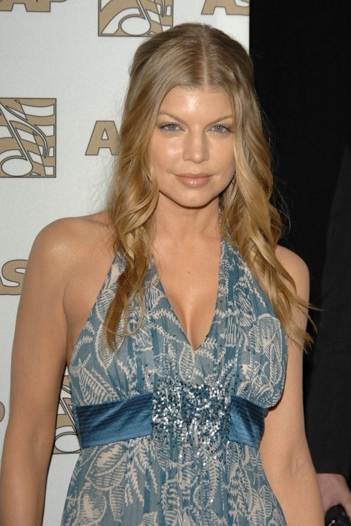 Fergie Hair Style Pictures
