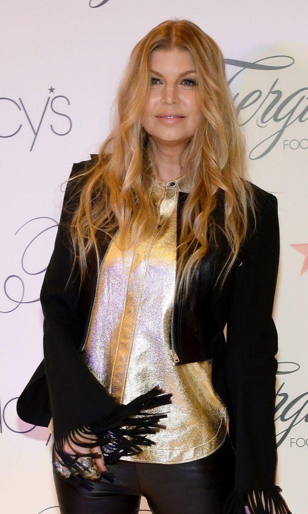 Fergie Jeans Photos